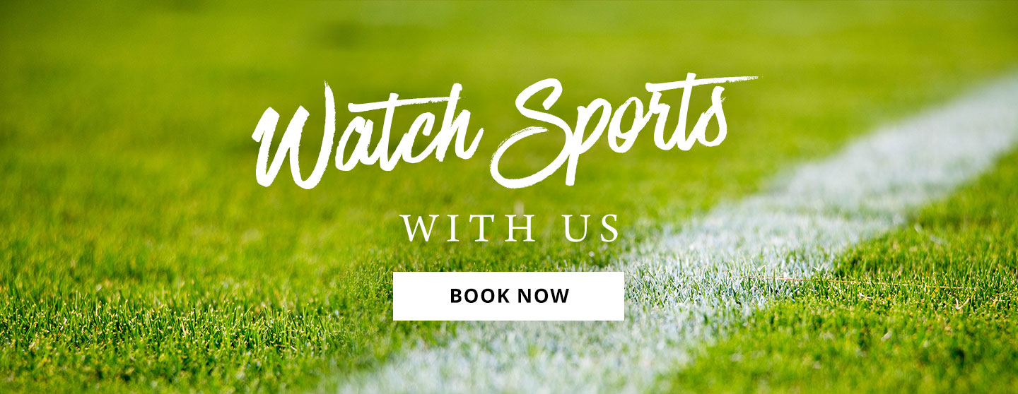 Watch Sport at The Seahorse