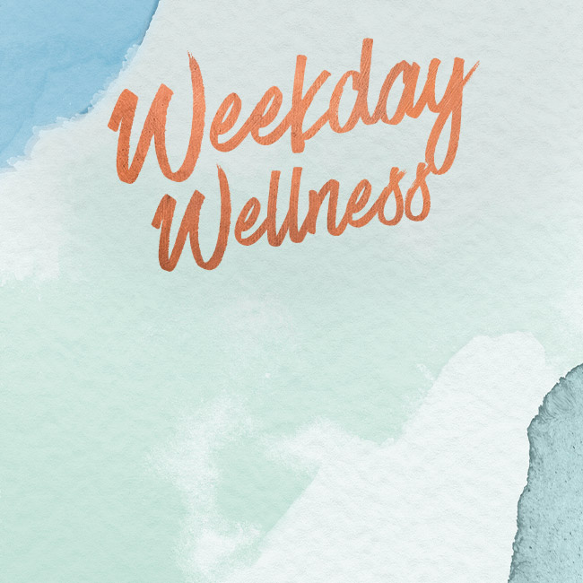 Weekday Wellness at The Seahorse