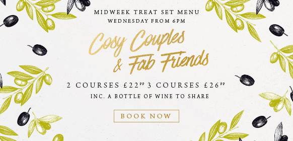 Midweek treat set menu at The Seahorse